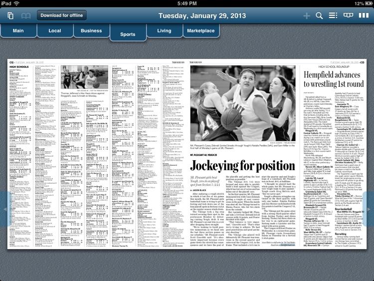 Tribune-Review (Greensburg) eTrib by Trib Total Media