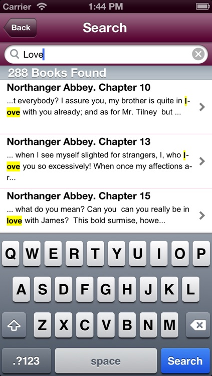 Best Love Stories (with search) screenshot-3