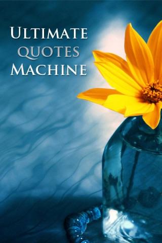 Ultimate Quotes Machine (30k+ quotes)