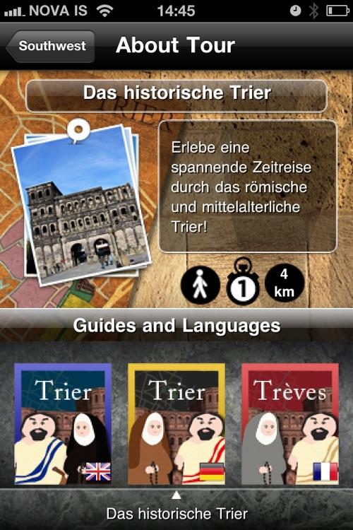 SmartGuide Germany screenshot-4