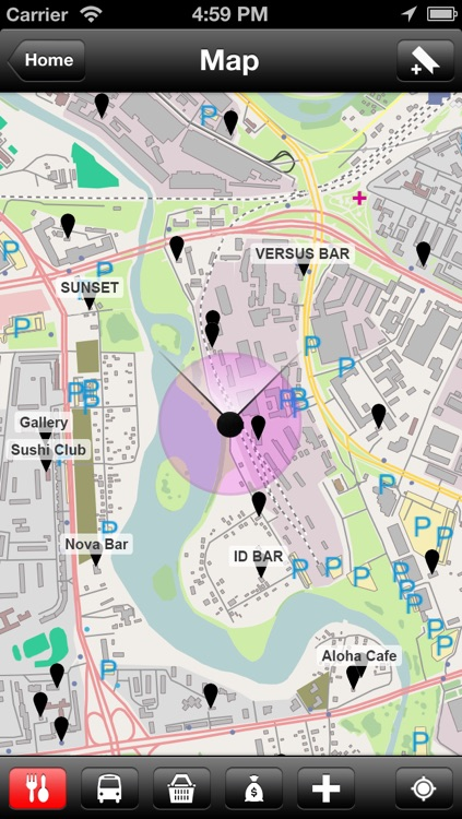 Offline Bangkok, Thailand Map - World Offline Maps screenshot-3