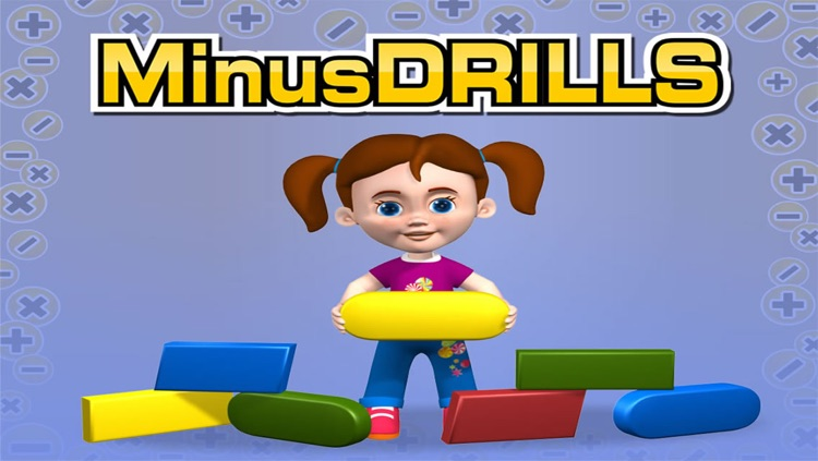 Minus Drills. - Autism Series