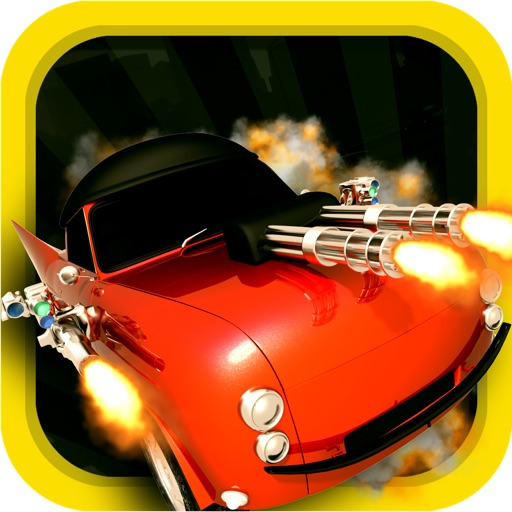 3D dark Racers icon