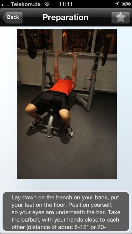 100+ Fitness Exercises Free screenshot-3