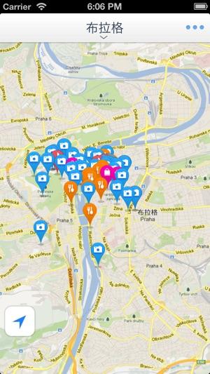 Prague Subway Mapinfo.Prague Offline Map Offline Map Subway Map Gps Tourist Attractions