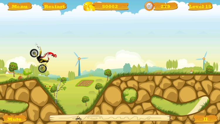 Moto Race Free screenshot-2