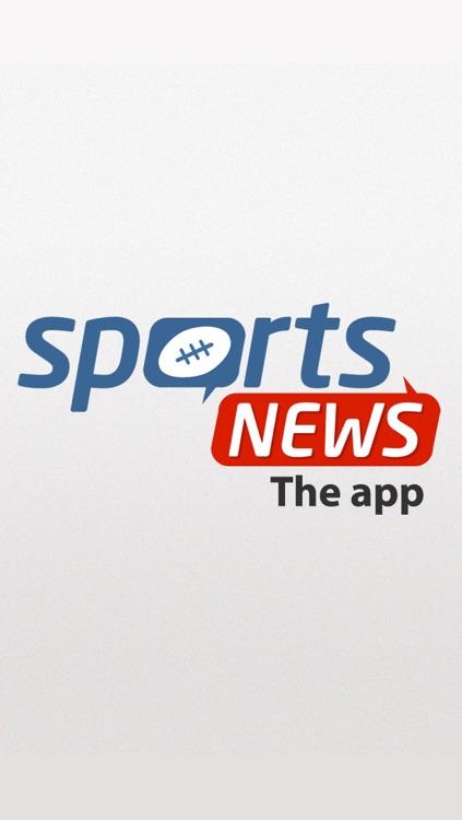 Sports News screenshot-4