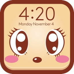 Pimp Lock Screen Wallpapers Pro - Cute Cartoon Special for iOS 7