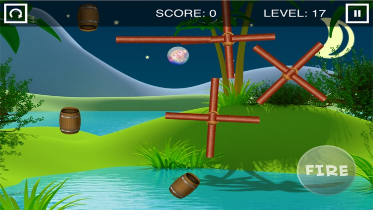 Monkey Barrel Game Free screenshot-4