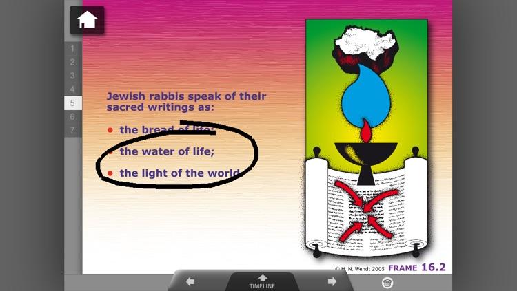 Bible Timeline screenshot-3