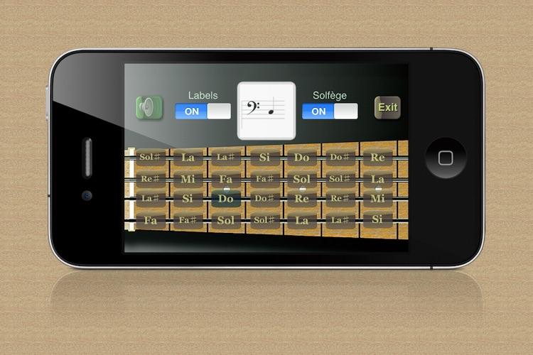 Bass Guitar Trainer screenshot-3