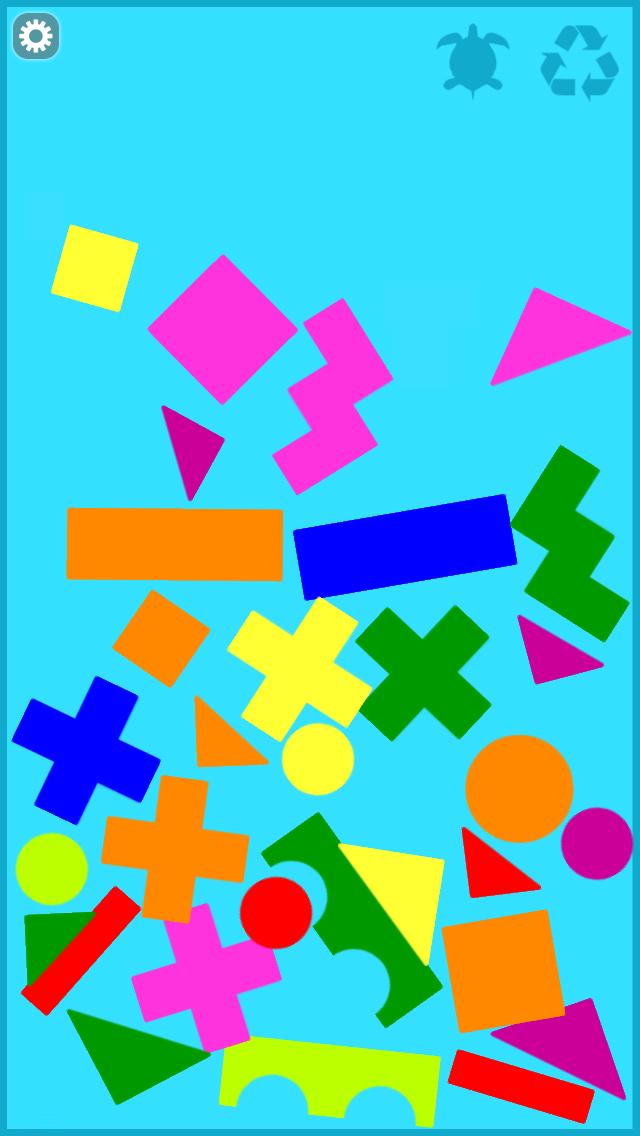 カラフルつみき - 知育アプリで遊ぼう 子ども・幼児向け無料アプリのおすすめ画像1