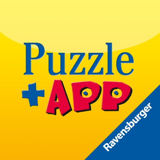 Puzzle+App Games – The companion app to the new Ravensburger children's puzzle series