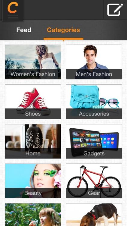 Clutch Shopping screenshot-3