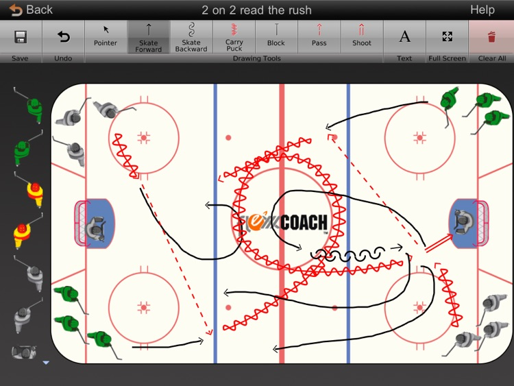 flexxCOACH sportBOARD screenshot-2