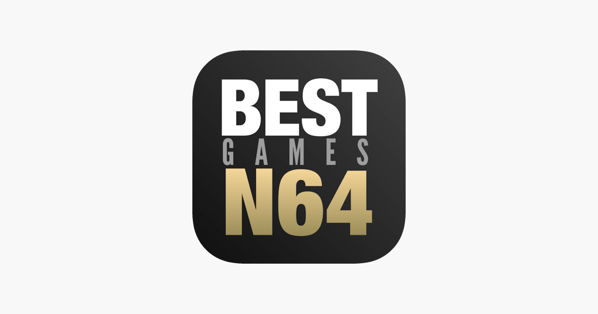 ‎Best Games for N64