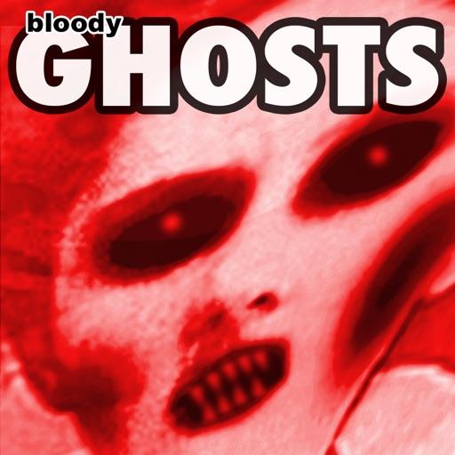 BLOODY GHOSTS - Freak your friends