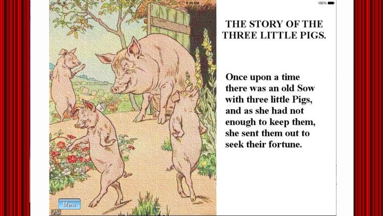 Three Little Pigs Free Version
