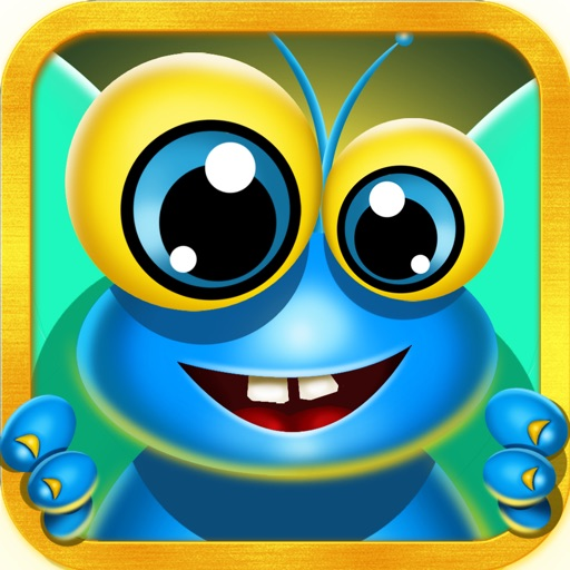 Magic Light Bugs Free- Fun Games for Girls, Boys and Kids of All Ages! iOS App