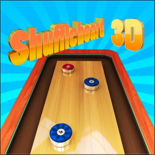 3D Shuffle-Board