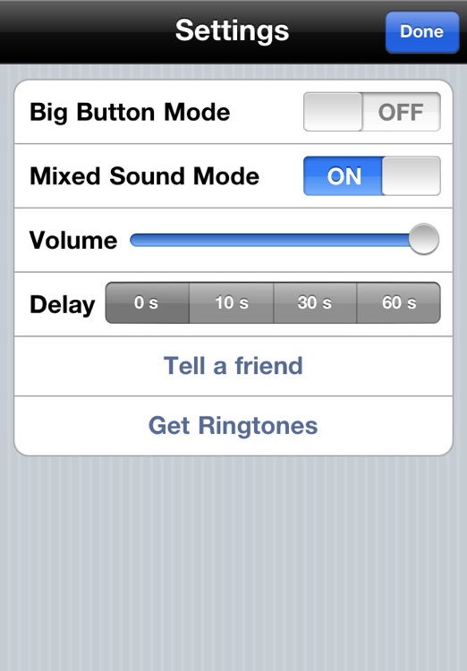 162 Sound Effects with Ringtones - High-Quality screenshot-1