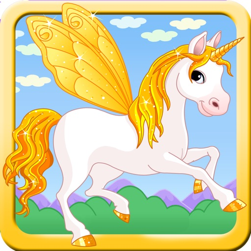 A Fairy Pony - Little Unicorn & My Magic Adventure - Racing Game / Gratis icon