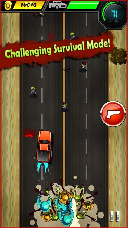 Zombie Road Rash screenshot-4