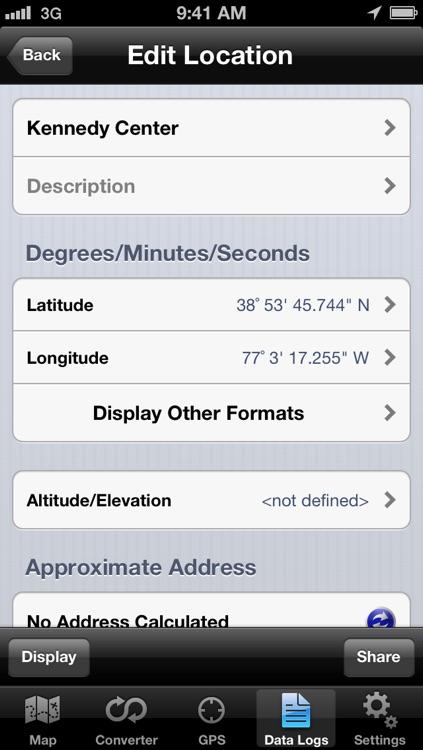 GPS & Map Toolbox screenshot-3