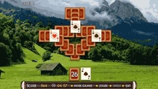 Viking Invasion Solitaire Free screenshot three