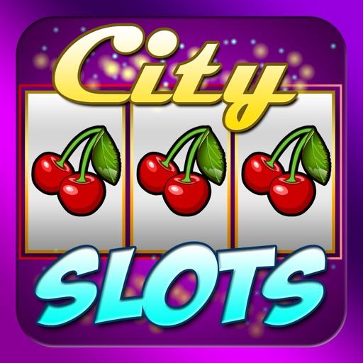 City Slots - Casino Rush icon