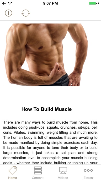 How To Build Muscle - Learn How To Build Muscle Fast From Home! by Rick  Zablocki