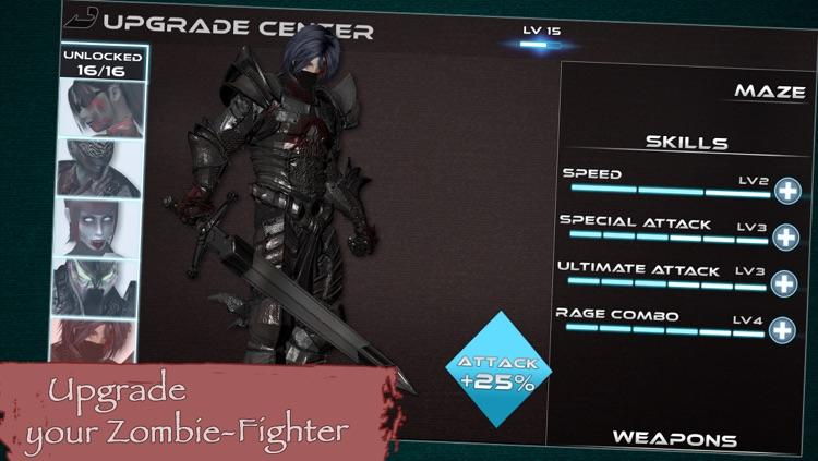 Beyond Fighting 2 - Undead Warriors
