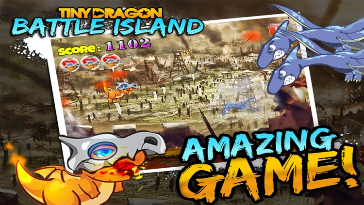 Tiny Dragon Battle Islands: Heroes vs Monsters, Evolution of a Hero in a Major Action Mayhem unleashed on the Devious & Shattered Island