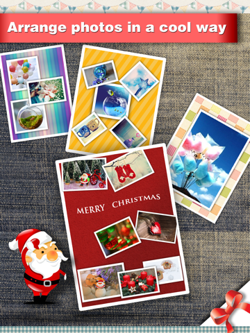 Picture Collage Free plus Split Frame Magic & Line Camera Effects screenshot