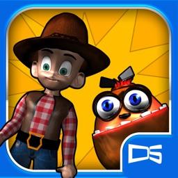 Cowboy Vs Monster