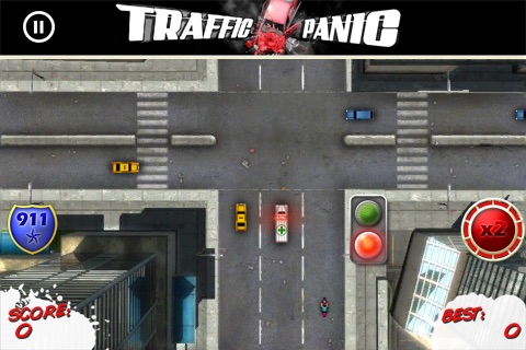 Traffic Panic screenshot-3