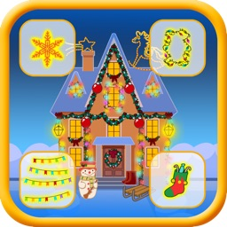 Fun Christmas House Dressing up Game for Kids