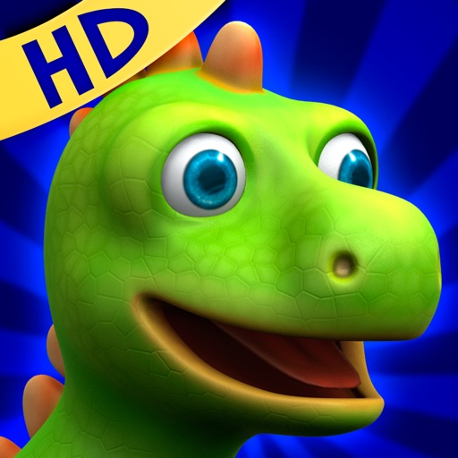 Talky Don HD - The Talking Dinosaur
