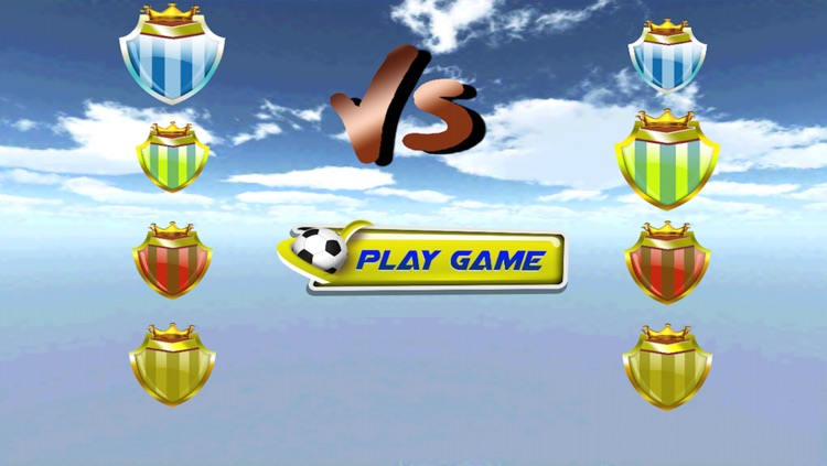 Football Soccer Real Game 2014 HD Free screenshot-4