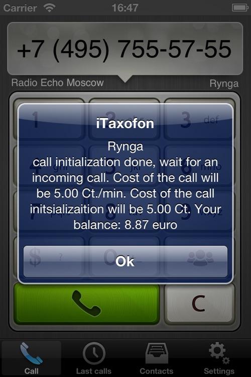 iTaxofon