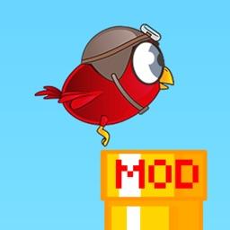 Floppy Bird Mod - Set Speed & Pipes