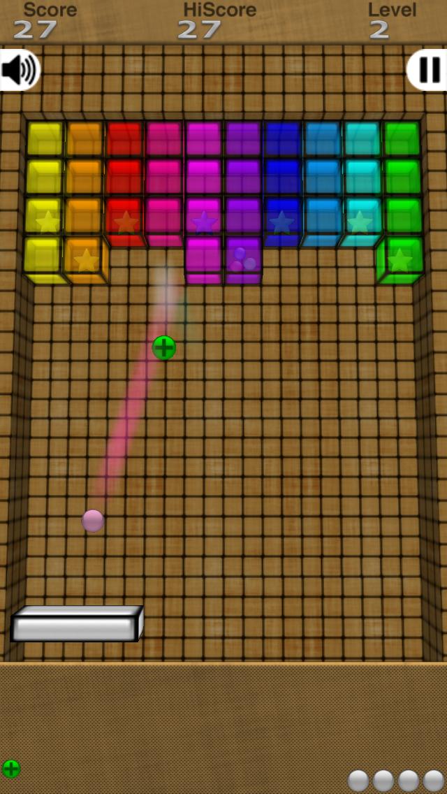 BlocksClassic Lite screenshot one