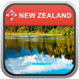 Offline Map New Zealand: City Navigator Maps