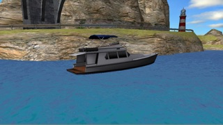 Boat Driving and Parking Simulator 3D screenshot one