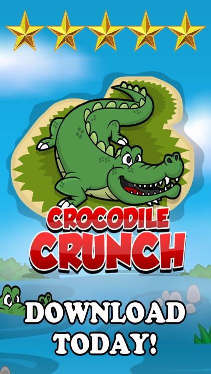 Crocodile Crunch : Bite the Fish screenshot-4