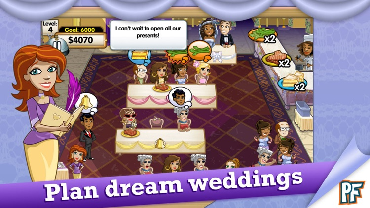 Wedding Dash Deluxe screenshot-0