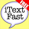 iTextFast Free - The best free texting speed typing test - iPhoneアプリ