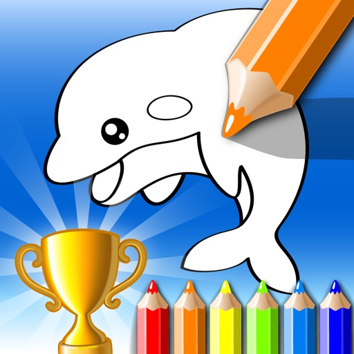 Amazing Coloring Studio for iPad