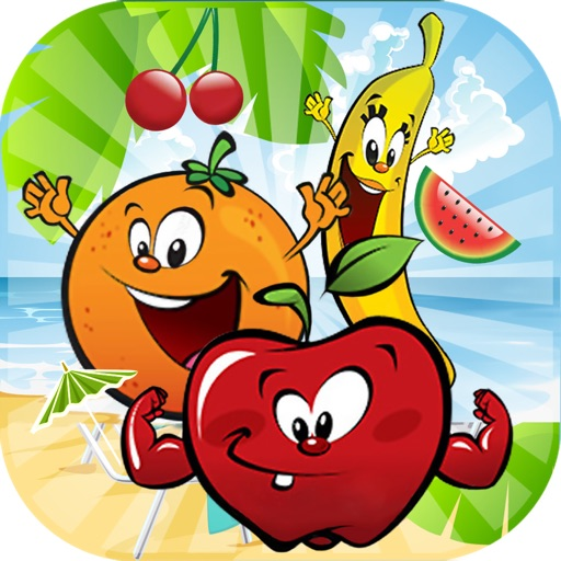 Connect Fruits Game
