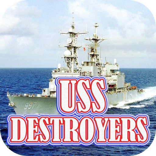 Destroyers of the US Navy